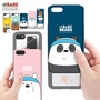 ★Authentic★We Bare Bears Card Mirror Bumper Case★iPhone X/8/7/6/Galaxy S9/Plus/S8/S7/Note 8/5