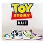 全新 BAIT X REEBOK X 玩具總動員4 和胡迪警長 巴斯光年