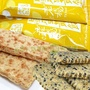 *即期促銷*台灣在地美食 老楊方塊酥 鹹蛋黃餅/黑芝麻餅/黑胡椒鹹蛋黃餅 [TW045]