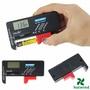 168D電池測試儀 BT-168D通用數字液晶AA AAA C D 9V 1.5V鈕扣電池電壓測試儀