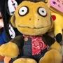 絕版品五味太郎的猴子玩偶私人珍藏割愛了8成新