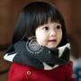 正韓國直運 Happy Prince 男女寶寶嬰幼兒童星星圍脖 圍巾 洋蔥式穿搭法 冬天禦寒必備 超暖和 韓國製