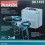 【欣瑋】Makita 牧田 DK1493 10.8V雙機組 衝擊起子機+震動電鑽 TD090D+HP330D