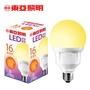 東亞16W LED球型燈泡-燈泡色 LLA019-16AAL