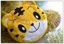 HM嬰幼館【Q938】日本官網正品原包裝/寶寶兒童最愛的巧虎立體毛絨玩偶DVD收納包可收錄一整年12張巧虎光碟/外出攜帶