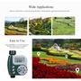 📣現貨秒發📣 戶外園林灌溉控制器 電磁閥定時器 花園自動澆水澆花器