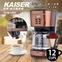 【Kaiser 威寶】美式咖啡機-KCM-1200(美式咖啡機)