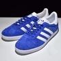 50周年紀念 Adidas Gazelle 經典復古款休閒運動鞋 百搭潮鞋款 藍