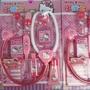 HELLO KITTY 凱蒂貓 KT小護士 A349 醫生遊戲玩具組/一卡入{促240} 東匯~三麗鷗正版授權