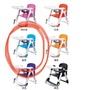 英國 Apramo Flippa 折疊餐椅二手藍色