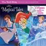 【麥克書店】DISNEY PRINCESS MAGICAL TALES |迪士尼公主系列|英文故事有聲書