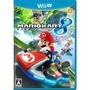 Wii U 瑪利歐賽車8,二手,九成新