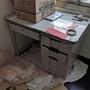 鐵製書桌 桌子 辦公桌