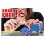 原裝正廠雷射鋼印 最新戒菸利器 Zerosmoke健康磁石貼片 戒菸貼 戒煙貼 菸癮-磁石貼