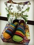 Macanna麥坎納 全新 彩虹麵包鞋 42號黃金尺碼