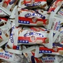 寶島零食~牛奶燕麥餅~金瑞祥牛奶燕麥(牛奶燕麥巧克力)~500公克100元~正宗燕麥~奶素~另有售老楊鹹蛋黃餅!