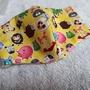 幼童3D立體口罩套(動物系列)