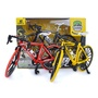 新款1:8大號公路自行車模型仿真創意合金玩具車擺件手指單車