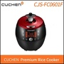[Cuchen][CUCHEN] Premium Rice Cooker CJS-FC0601F for 6~8 servings / electric cooking rice