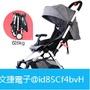 kiddopotamus嬰兒推車超輕便傘車可躺可坐嬰兒車便攜寶寶推車童車