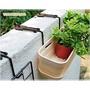 專業水管-可調式磚牆用掛架 (小中大組) 可掛盆栽 裝飾品 掛勾 吊架 花牆 水管園藝 種植
