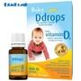 ((現貨)) 加拿大品牌 Baby Ddrops 嬰兒維生素D3滴劑 2.5ml 90滴  加拿大代購