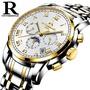 現貨熱賣 手錶 流行 錶❃◈☈正品瑞之緣手表男士全自動機械表鋼帶鏤空時尚腕表夜光防水男表