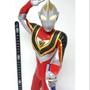 【非賣品!!!】40公分 1999年 鹹蛋超人 軟膠《缺陷品》ULTRAMAN 超人力霸王 奧特曼 玩具