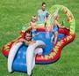 【樂取小舖】Bestway 滑梯 兒童 游泳池 遊戲池 戲水池 279*173*102CM 噴水池 附贈彩球/投擲環
