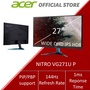 Acer Nitro VG271U P 27-inch Wide QHD IPS Monitor with 144Hz Refresh Rate and 1ms Response Time