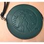 墨綠證件信用卡零錢星巴克 Starbucks 手拿包