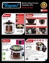 Toyomi 4.0L Electric Stew Cooker HH 6080 1 Year Warranty