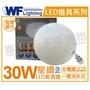 舞光 LED 30W 30段可調光調色 全電壓 吸頂燈 _ WF430598