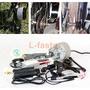 24V 250W電動自行車轉換套件電動滑板車GNGEBIKE套件電動馬達MY1018(側面安裝)