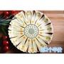 陶瓷盤子菜盤藝術商用不規則創意個水果拼盤餐具家用歐式10寸