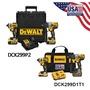 美國代購 DEWALT得偉 DCK299P2 DCK299D1T1 雙鋰電 雙機組 DCF887 DCD996 XR