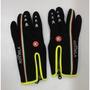 <益發安全帽台中店> uglyBROS 義大利防水觸控手套(黑) 越野手套 觸控 人身部品