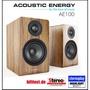 台北 [ 宥笙音響 ] 英國 Acoustic Energy AE100書架喇叭 公司貨