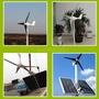 水平軸LS3型400W 風力發電家用小型風力發電機3葉24V
