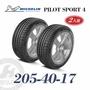 米其林 PS4 205/45/17 二入組 運動性能輪胎