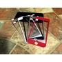 軟邊 滿版玻璃貼 紅色 iPhone 8 Plus 6s i7 i8 i8p 鋼化 碳纖維 螢幕保護貼 不碎邊 防摔