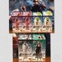 超7 小pop 超 styling 羅賓普通版+隱藏版 莫內普通版+隱藏版 維爾戈 索隆 6隻合售 拆擺 已拆