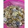 (陳小二)廠家直銷 高品質珊瑚玉平安扣