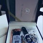 USB賓士打火機禮盒 (usb充電打火機+鑰匙圈)