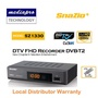 SNAZIO SZ1330 DVB-T2 Set-Top box supports Singapore's DVB-T2 channels in stereo sound