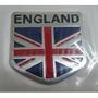 英國 盾型貼 國旗 貼標 金屬改裝 銘牌 鋁貼 貼紙 汽車 裝飾貼標