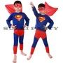 雪莉派對~兒童超人裝 萬聖節裝扮 聖誕節裝扮 兒童變裝 兒童超人裝扮 兒童超人衣服