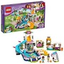 【易代購】LEGO 樂高積木 心湖城夏日遊泳池 Friends系列 41313