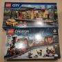 含運費不拆賣全新未拆Lego 10254+60050