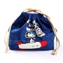 Peanuts Snoopy Astronaut Lunch Drawstring Bag [ CBA-801 ]